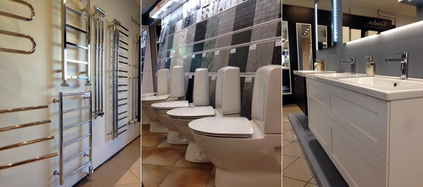 Ungdommelige Beställ badrumsinredning & VVS-produkter via nätet PI19